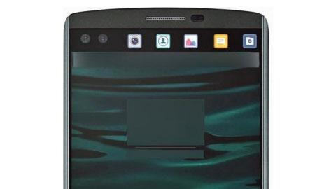 LG V10 có 2 màn hình lộ diện trước ngày ra mắt