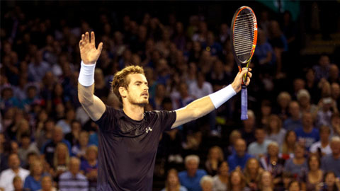 Murray có thể lỡ hẹn World Tour Finals vì Davis Cup