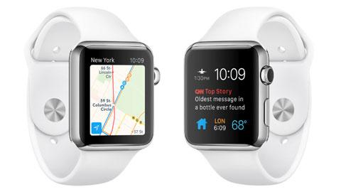12 tính năng mới của watchOS 2 trên Apple Watch