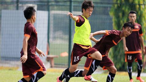 U19 Việt Nam háo hức trước giải đấu lớn