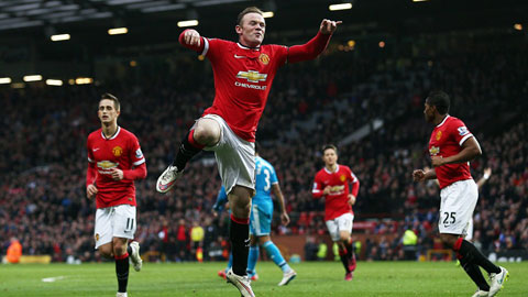 """Cơ hội tuyệt vời để Rooney """"giải khát"""""""