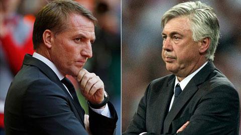 Liverpool bác tin đồn Ancelotti là người kế nhiệm Rodgers