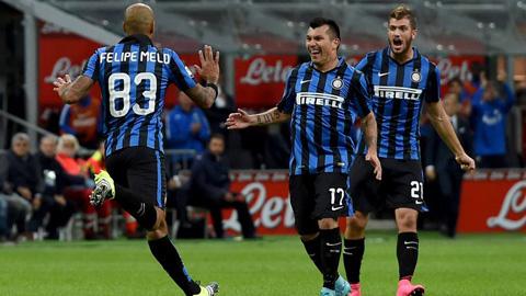 Serie A vòng 5: Inter tiếp mạch thăng hoa, Juve bị chia điểm đáng tiếc
