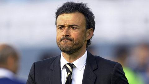 Enrique xem thất bại của Barca trước Celta là bài học bổ ích