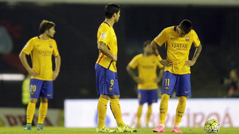 Đội hình dự kiến trận Barca gặp Las Palmas vòng 6 La Liga