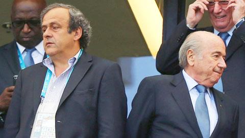 Cảnh sát Thụy Sỹ khám xét văn phòng của chủ tịch FIFA