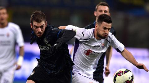 Nhận định Inter vs Fiorentina, 01h45 ngày 28/9