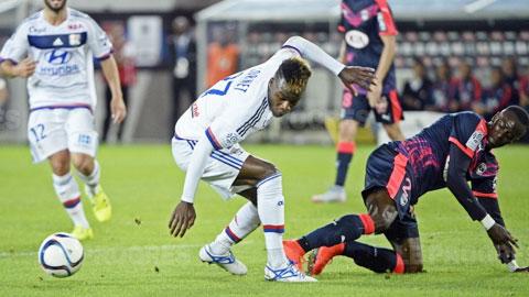 Thi đấu thất thường, Lyon cần tăng viện khẩn cấp