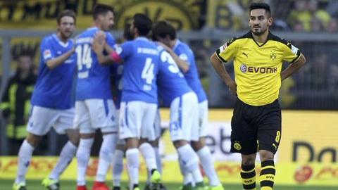 Toàn cảnh bóng đá châu Âu 27/9: Dortmund bị tân binh cầm chân