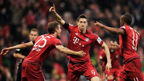 Lý giải nguyên nhân Bayern thường thi đấu tốt trong hiệp 2