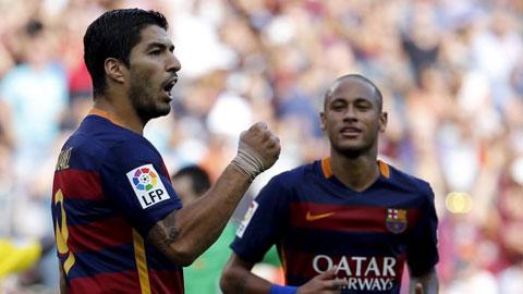 Đến lúc Suarez chứng tỏ là người quan trọng ở Barca