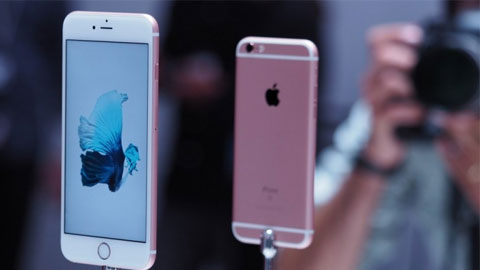 iPhone 6s và iPhone 6s Plus xác lập kỷ lục mở bán mới