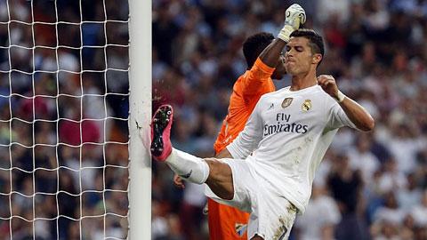 Thành tích ghi bàn của Ronaldo kém nhất 5 năm qua ở Real