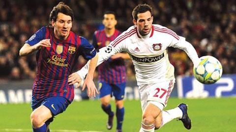 Champions League: Barca & nỗi nhớ Messi