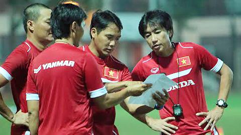 HLV Miura chọn lối chơi chờ Iraq và Thái Lan