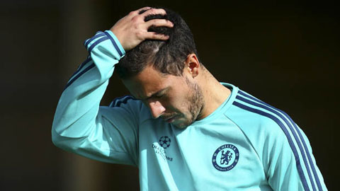 HLV Mourinho giải thích lý do để Hazard dự bị ở trận thua Porto