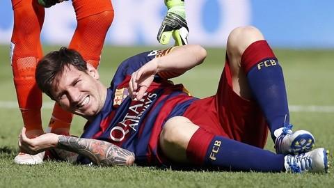 Barca & khoảng trống mênh mông Messi để lại