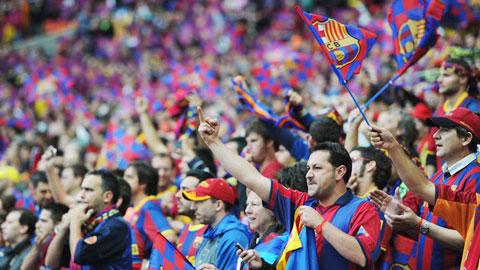 Barca & những tiếng huýt sáo đầy bất công