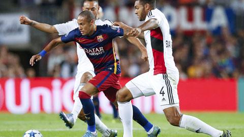 Barca: Neymar chỉ hoàn thành một nửa nhiệm vụ thay thế Messi