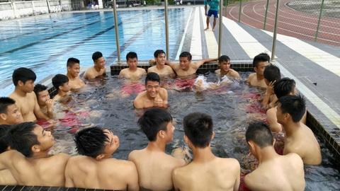 U19 Việt Nam đặt mục tiêu ghi nhiều bàn và 3 điểm trước ở trận gặp U19 Brunei