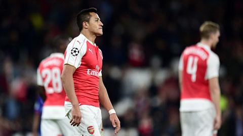 Arsenal thiệt hại thế nào nếu dừng bước ở vòng bảng Champions League?