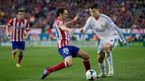 Trước trận derby Madrid: Atletico đang là nỗi ám ảnh của Real