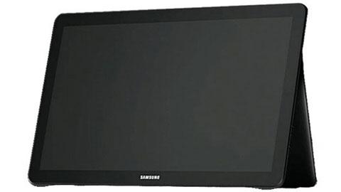 Galaxy View: Tablet màn hình lớn nhất của Samsung sẽ ra mắt cuối năm
