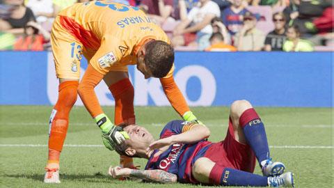 Barca mất đến nửa đội hình trước trận gặp Sevilla