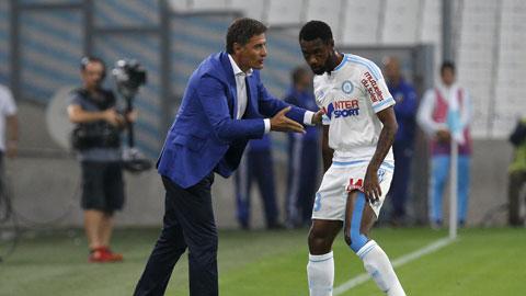 Trước trận gặp PSG, HLV Michel làm gì để vực dậy Marseille?