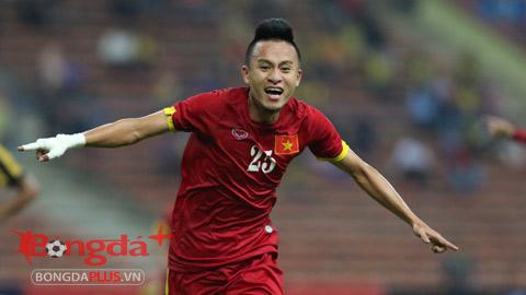 Trọng Hoàng, Huy Toàn và 3 cầu thủ ĐT Việt Nam có nguy cơ lỡ trận gặp Thái Lan