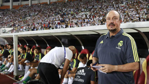Derby Madrid - trận đấu của Benitez