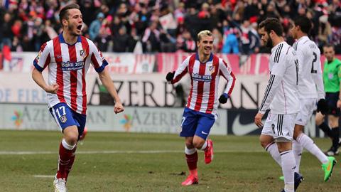 Đội hình dự kiến Atletico Madrid vs Real Madrid vòng 7 La Liga