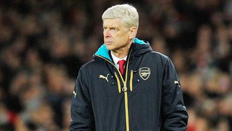 Wenger vẫn tin Arsenal vô địch Ngoại hạng Anh