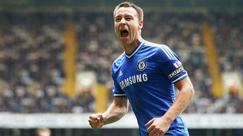 Đã tới lúc Mourinho đưa Terry trở lại