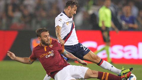 Nhận định Palermo vs Roma, 20h00 ngày 4/10