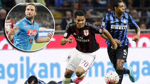 Nhận định Milan vs Napoli, 01h45 ngày 5/10