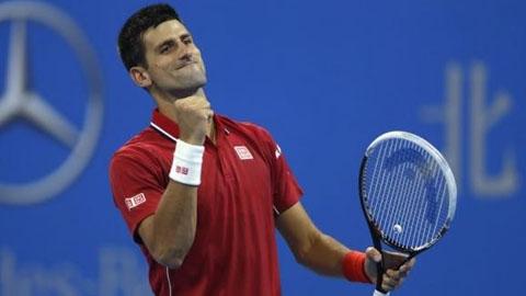 Djokovic trước cơ hội nối dài mạch thắng tại China Open