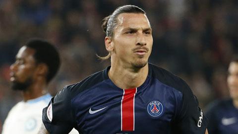 PSG 2-1 Marseille: Chiến thắng của kỉ lục gia Ibrahimovic