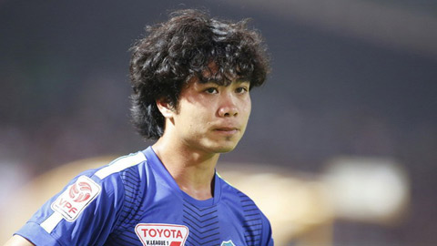 CLB Nhật Bản muốn mượn Công Phượng tiếp tục thua ở J.League 2