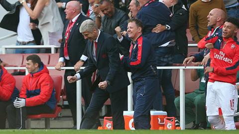 5 điều rút ra từ trận Arsenal 3-0 M.U