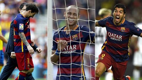 Khởi đầu tệ nhất từ thời Rijkaard, Barca gặp vấn đề gì?
