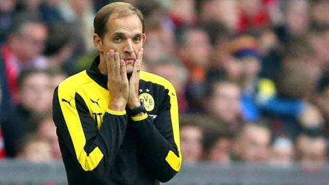 Tuchel cần thêm thời gian để vực dậy Dortmund