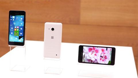 Lumia smartphone cho nâng cấp lên Windows 10 từ tháng 12