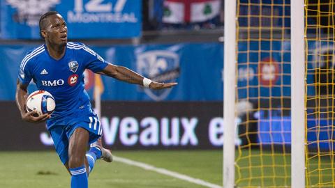 Drogba giành danh hiệu Cầu thủ xuất sắc nhất tháng 9 tại MLS