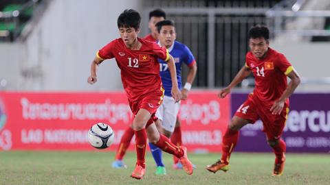 Thanh Hậu - Quang Hải hai lần đi dự VCK U19 châu Á