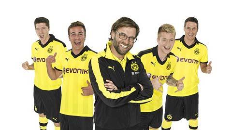 6 cầu thủ Dortmund được Klopp phát hiện và mài giũa thành sao sáng