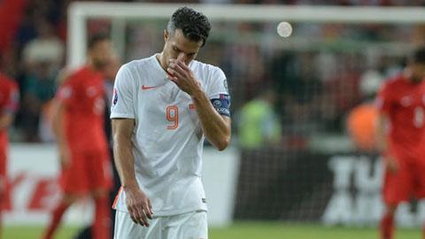 Vòng loại EURO 2016: Tử thần gọi tên Hà Lan ngay lượt tới?