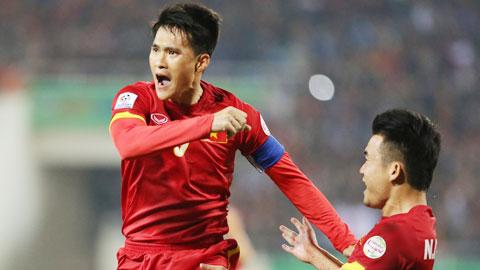 ĐT Việt Nam và cái duyên trước các đối thủ Tây Á