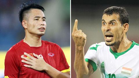 4 điểm nóng ở trận ĐT Việt Nam vs Iraq