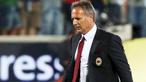 Milan sắp lại có thêm một mùa giải vứt đi?